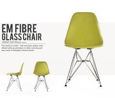 EM Fibreglass Chair