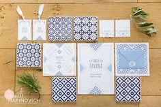 """Mediterranean-inspired-wedding-stationery-by-Paper-Knots-Anneli-Marinovich-Photography-13"""