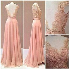 Resultado de imagem para vestido rosa babados