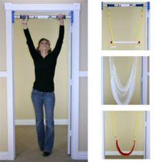 Rainy Day Indoor 4-Piece Swing Kit