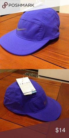 Brand new  purple nike 5 panel hat Brand new nike 5 panel hat Nike Accessories Hats