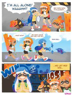 splatoon comics | Tumblr