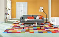 Ivory, Contemporary, Rugs, Diy Pins, Home Decor, Home Decor Ideas, Paint, Farmhouse Rugs, Decoration Home