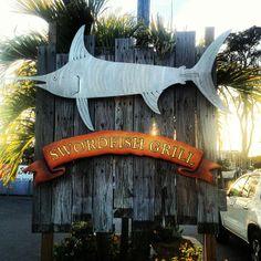 Swordfish Grill in Cortez, FL