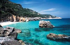 Fakistra Beach, Pelion Perfecture in Central Greece