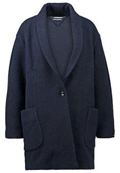 TAYLOR - Wollmantel / klassischer Mantel - blue