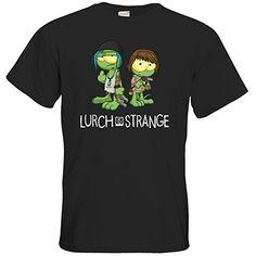 getshirts - Gronkh Official Merchandising - T-Shirt FAIR WEAR - Lurch is Strange Max & Chloe - black S getshirts http://www.amazon.de/dp/B0171IC6BY/ref=cm_sw_r_pi_dp_69jlwb0VD5TV2