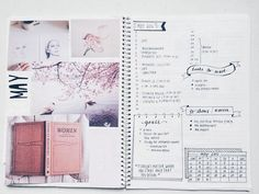 Here comes the Bullet Journal (studie-s: may bullet journal  and this is...)