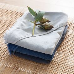 The Stonewash Baby Bath Towel features a unique stonewash finish available in Ash, Clay and Indigo. The range features a modern flat woven top and an absorbent Soap On A Rope, Kids Robes, The Beach People, Baby Towel, Bath Sheets, Beautiful Bathrooms, Washing Clothes, Hand Towels, Modern