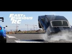 Fast & Furious RC, An Epic 'Fast & Furious' Car Chase Scene Made with Remote Control Cars... OHMYFRIGGINAWESOMENESS! !!!!!