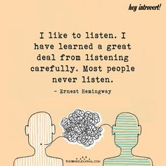 I Like to Listen - https://themindsjournal.com/i-like-to-listen-3/