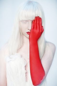 <p>London based photographer and visual artist Anna Radchenko introduced…