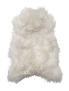 Icelandic Sheepskin Rug by Anet Leather Company at Gilt
