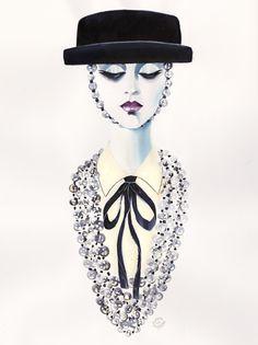 Chanel by Margot Van Huijkelom