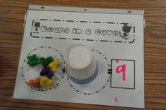 Bears In A Cave -- Decomposing Numbers