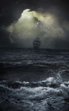 La Victoria de Hierro, nave de Victarion Greyjoy