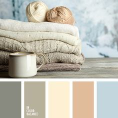 Delicate light range in which all of the colors are the same key. The pastel shades of blue, orange, gray, gray-brown and milk neutralize ebullient emotions and level up. Pretty palette for design bedrooms, living room, bathroom. Wherever it is used, this range brings a feeling of weightlessness and balance.