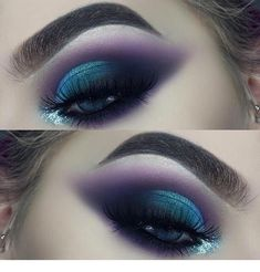 Makeup Brushes and Their Names Dramatic Eye Makeup Tutorial for Brown Eyes . - Makeup Brushes and Their Names Dramatic Eye Makeup Tutorial for Brown Eyes … – Makeup Brushes a - Eye Makeup Steps, Eye Makeup Art, Colorful Eye Makeup, Simple Eye Makeup, Makeup For Green Eyes, Blue Eye Makeup, Smokey Eye Makeup, Cute Makeup, Eyeshadow Makeup