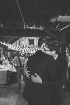 Gay Wedding Idea, Gay Wedding Black and White, Vintage Wedding, Campy Wedding…