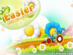 Easter Bunny: Fun Kid Racing  Android Game - playslack.com , ride an automobile with an attractive Easter bunny. govern him through pretty hilly tracks. joyful bunny, the conqueror of this game for Android, travels through supernatural lands. support him get as far as viable. Accelerates your automobile and overcome different hindrances on the path. rise up slopes, do long jumps and other feats. Speed at full speed ago Easter foodstuffs and other vacation embellishments. open brand-new…