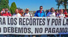 Las Marchas de la Dignidad, más cerca de Madrid   22M - Sociedad - Diario digital Nueva Tribuna