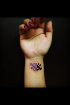 40 Dazzling Ampersand Wrist Tattoos