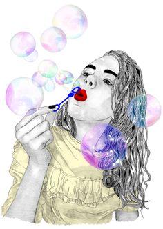 Malin Bergström / Bubbles