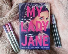 I haven't read a cute book in so long but this one was definitely cute! I loved it, sometimes you just need a fluffy, light read. #myladyjane #bookstagram #historicalfiction #humour #england #cynthiahand #jodimeadows #brodiashton