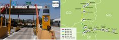 ANAPOLIS CITY NEWS: Rodovias Nova Realidade   Obras e Serviços Nas BR- 060/GO/DF ; BR-153/GO e BR-262/MG, Executados Pela Triumfo Concebra