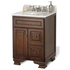 Foremost International - Hawthorne 24 Inch Vanity - HANA2421D - Home Depot Canada