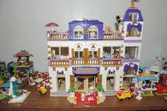 Resultado de imagen para hotel de lego friends