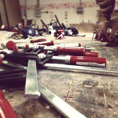 Preparativi. #designtrasparenteworkshop