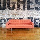 Sandy Sofa in Orange