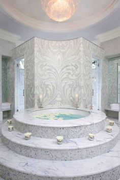 Luxury bathroom