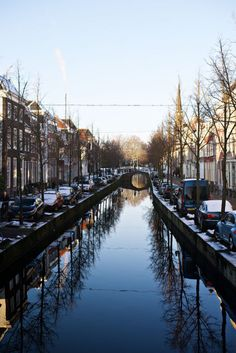 Travel Inspiration for The Netherlands - Canals in Delft