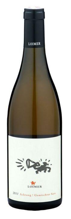 Weingut Loimer   Gemischter Satz Packaging, Drinks, Bottle, Simple Sentences, Wine, Flasks, Drinking, Beverages, Flask