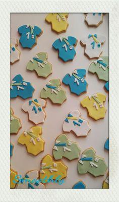 Biscotti per il primo compleanno del piccolo Alessandro by Smoothly