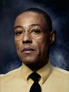 Giancarlo Esposito - Gotta love Gus. Somehow he is magnificent at instilling fear in anyone.