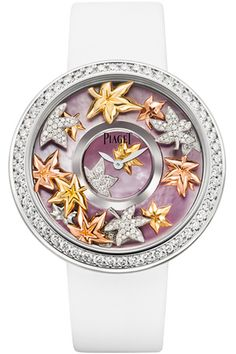 Piaget Four Seasons Limelight Dancing Light watch collection sparkles : Luxurylaunches Stylish Watches, Luxury Watches, Cool Watches, Skeleton Watches, Swiss Army Watches, Expensive Watches, Vintage Watches For Men, Seiko Watches, Beautiful Watches