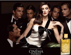 ¿Quieres sentirte como una actriz de Hollywood? ¡Cinema de Yves Saint Laurent es tu fragancia!