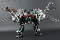 Black Jetwing Optimus Prime