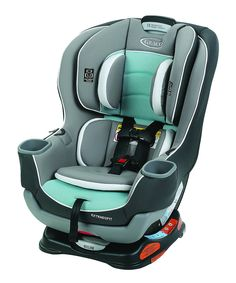 Loving this Graco Spire Extend2Fit 65 Convertible Car Seat & Base on #zulily! #zulilyfinds