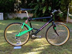 1991 Connondale SE 2000. Mt Bike, Bmx Bicycle, Cannondale Bikes, Old And New, Bicycles, Mountain Biking, Old School, Wheels, Sport