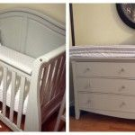 Lullaby DIY Project of the Month: A Moonstone Painted Crib