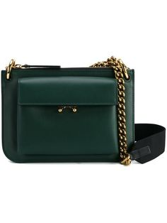 Shop Marni 'Pocket' shoulder bag in Sugar from the world's best independent boutiques at farfetch.com. Shop 400 boutiques at one address.