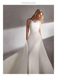 d1541b48b  ModeloBaco  Vestidodenovia  Novias2019  Weddingdress  Boda  ValerioLuna   HigarNovias  FuentePalmera