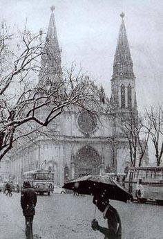 1975: Neve em Curitiba