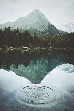 Lago di Saoseo is a lake in the Val di Campo, a valley in the Poschiavo region of the Grisons, Switzerland.