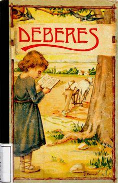 Deberes: método completo de lectura: libro cuarto/ por José Dalmáu Carles (1941)