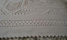 Ravelry: yarncycle's crocheted counterpane